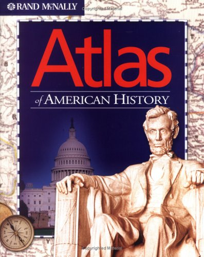 Atlas of American History 9780528934575