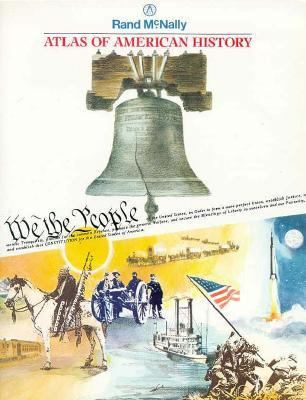 Atlas of American History 9780528834561
