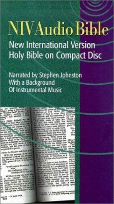 Audio Bible with a Background of Instrumental Music 9780529103857