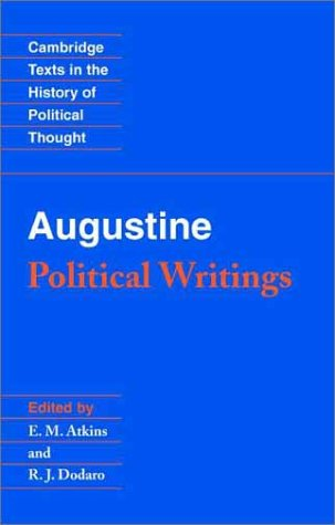 Augustine: Political Writings 9780521446976