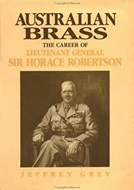 Australian Brass 9780521401579
