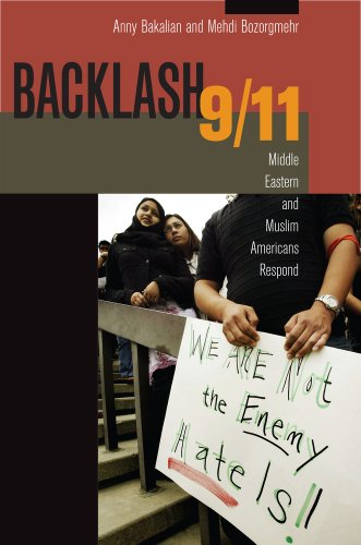 Backlash 9/11: Middle Eastern and Muslim Americans Respond 9780520257351