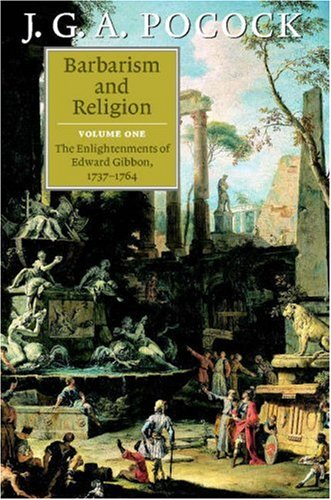 Barbarism and Religion 9780521797597