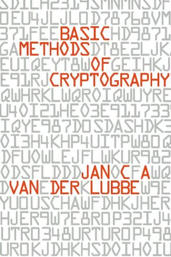 Basic Methods of Cryptography 9780521555593
