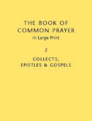 Collects, Epistles & Gospels 9780521612470
