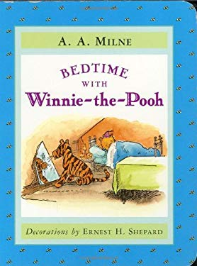 Bedtime with Pooh 9780525471486