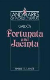 Galdos: Fortunata and Jacinta