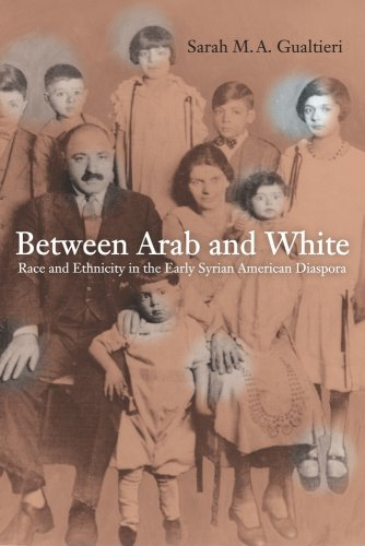 Between Arab and White: Race and Ethnicity in the Early Syrian American Diaspora 9780520255340