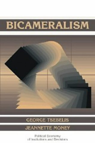 Bicameralism 9780521589727