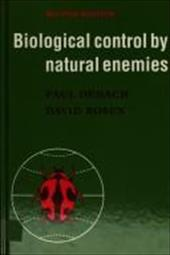 Biological Control by Natural Enemies 1747519