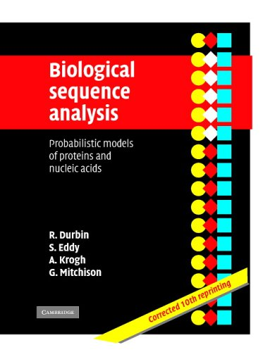 Biological Sequence Analysis: Probabilistic Models of Proteins and Nucleic Acids 9780521629713