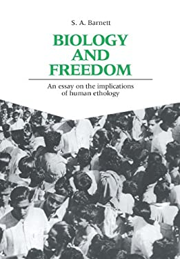 Biology and Freedom 9780521353168