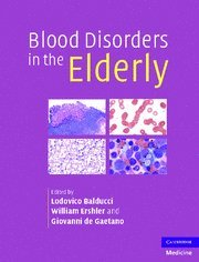 Blood Disorders in the Elderly 9780521875738
