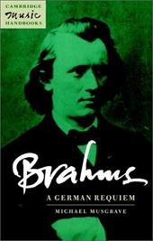 Brahms: A German Requiem 1749220