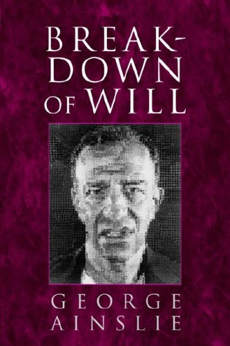 Breakdown of Will 9780521596947