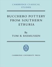 Bucchero Pottery from Southern Etruria 1718974