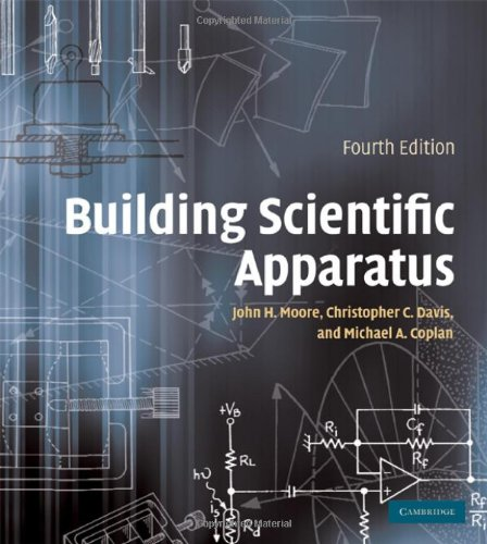 Building Scientific Apparatus 9780521878586