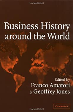 Business History Around the World 9780521821070