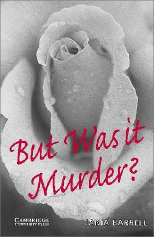 But Was It Murder? 9780521783590