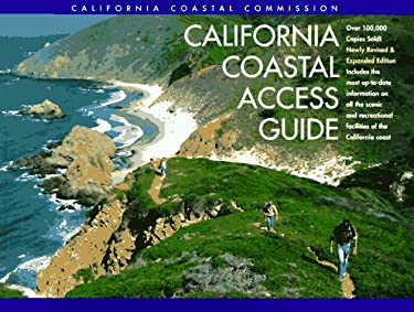 California Coastal Access Guide, Revised and Expanded Edition 9780520208599