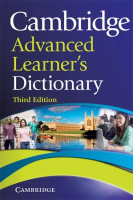 Cambridge Advanced Learner's Dictionary 9780521674683