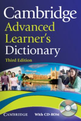 Cambridge Advanced Learner's Dictionary [With CDROM] 9780521712668