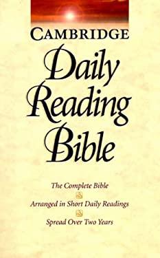 Cambridge Daily Reading Bible 9780521509541
