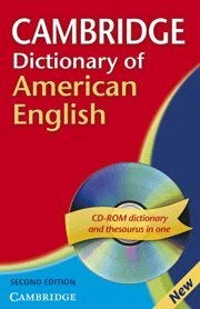 Cambridge Dictionary of American English [With CDROM] 9780521691987