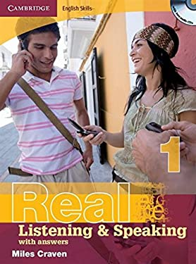 Cambridge English Skills Real Listening and Speaking 1 with Answers and Audio CD [With CD (Audio)] 9780521701983