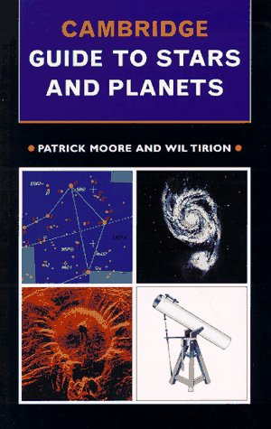 Cambridge Guide to Stars and Planets 9780521585828