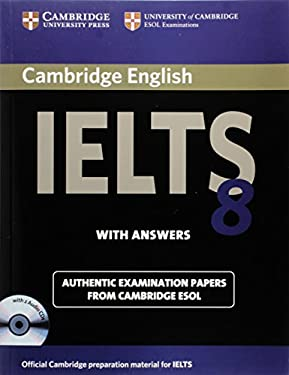 Cambridge IELTS 8: With Answers [With 2 CDs] 9780521173803