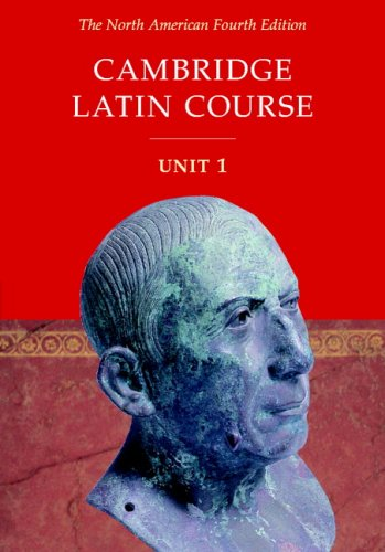 Cambridge Latin Course Unit 1 Student's Text North American Edition 9780521004343