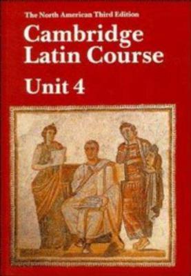 Cambridge Latin Course Unit 4 Student's Book North American Edition 9780521343800