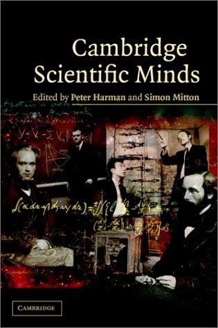 Cambridge Scientific Minds 9780521786126