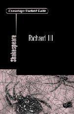Cambridge Student Guide to King Richard III 9780521008129