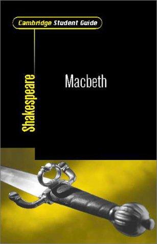 Cambridge Student Guide to Macbeth 9780521008266