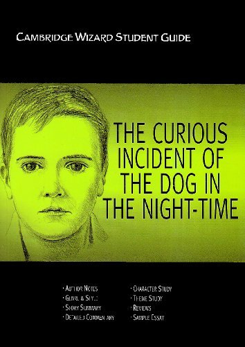 The Curious Incident of the Dog in the Night-time 9780521613798