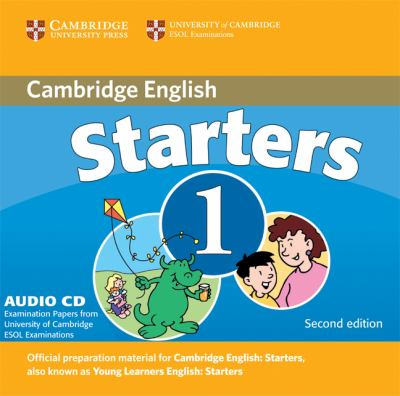 Cambridge Young Learners English Tests Starters 1 9780521693394
