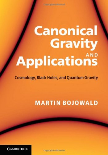 Canonical Gravity and Applications: Cosmology, Black Holes, and Quantum Gravity 9780521195751