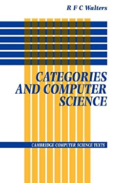 Categories and Computer Science 9780521419970