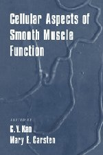 Cellular Aspects of Smooth Muscle Function 9780521482103