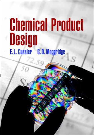 Chemical Product Design 9780521796330