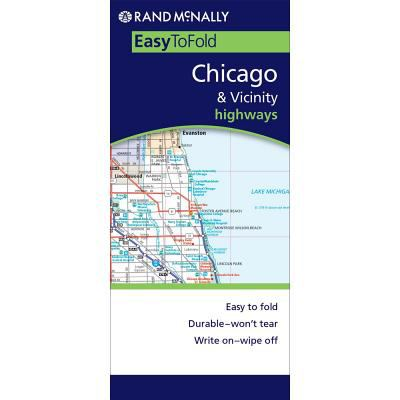 Chicago & Vicinity Regional 9780528993909