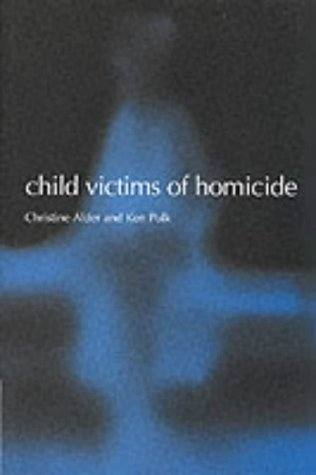 Child Victims of Homicide 9780521002516