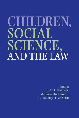 Children, Social Science, and the Law 9780521664066