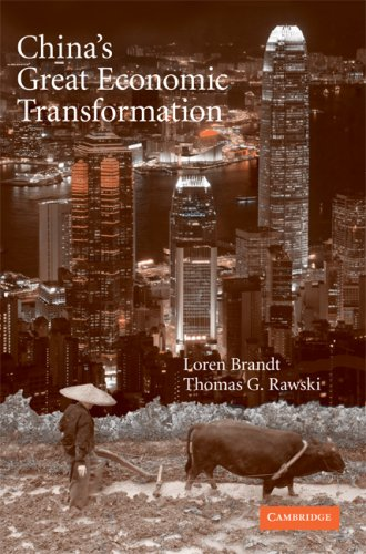 China's Great Economic Transformation 9780521712903