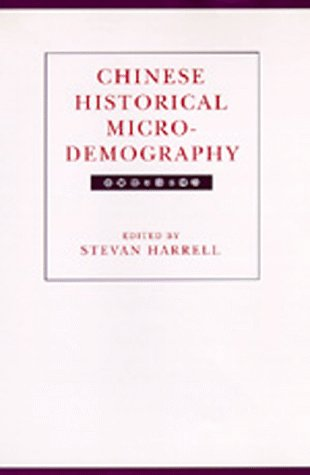 Chinese Historical Microdemography 9780520083066