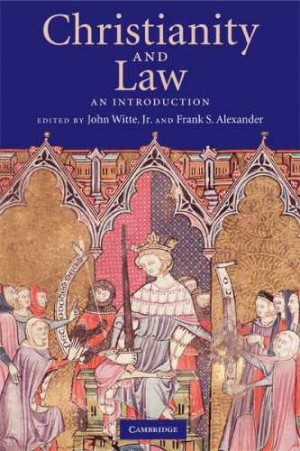 Christianity and Law: An Introduction 9780521697491