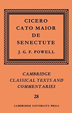 Cicero: Cato Maior de Senectute 9780521607049