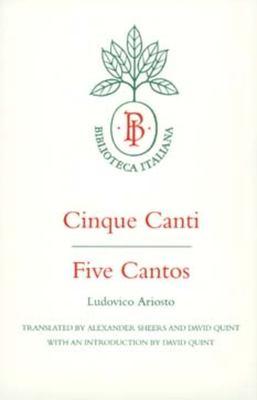 Cinque Canti = Five Cantos 9780520200098